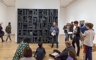 Louise Nevelson MOMA NYC 01 | by Eva Blue
