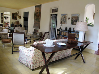2)   living room of Papa home in Cuba -   IMG_2072 | by Bruce Tuten