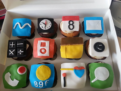 Ipod Apps Cupcakes | by platypus1974