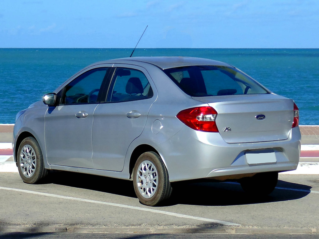 Ford Ka+ SE 1.5 2016 | Marcos Acosta | Flickr