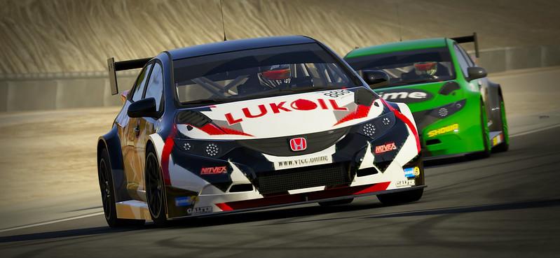 VTCC Spec Series 10 - #5 Zengo Motorsports Honda Civic WTCC 31248318872_1eba226d1a_c