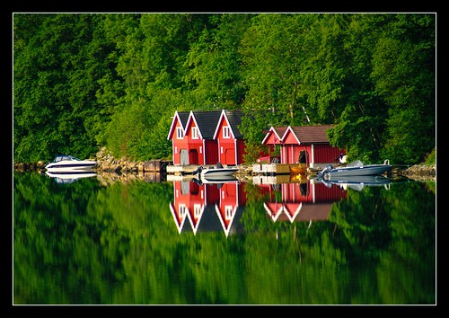 Norwegen - reflections | by NPPhotographie
