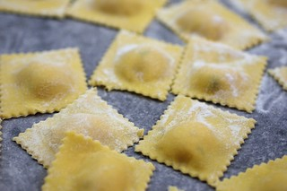 Pasta class at Fifteen | by What Katie Does