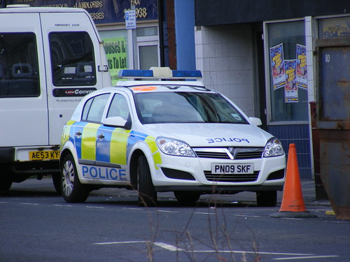 1509 - Lancashire Constabulary - Vauxhall Astra - PN09 SKF | by Call the Cops 999