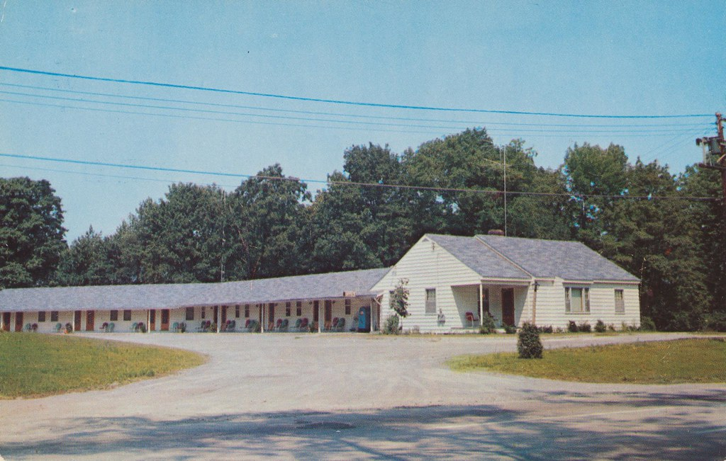 Kipp's Modern Motel - Hyde Park, New York