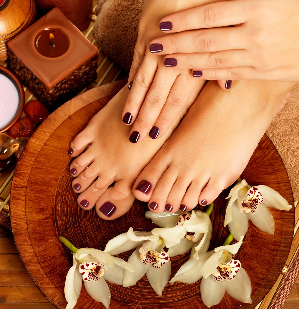 Manicure pedicure pamper yourself with our manicure and pe flickr manicure pedicure by escarpmentretreat manicure pedicure by escarpmentretreat solutioingenieria Choice Image