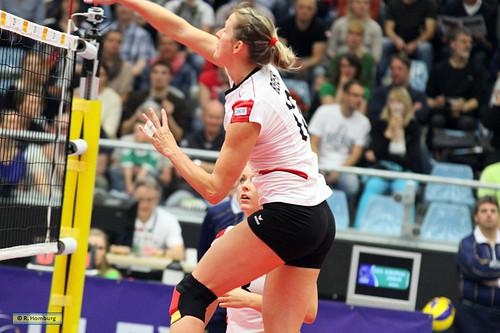 volleyball deutschland serbien