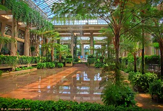 The Main Conservatory Exhibition Hall at Longwood Gardens | by PhotosToArtByMike