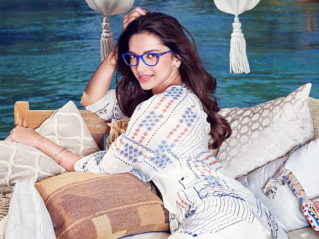 Deepika Padukone Vogue 2016: Gorgeous Deepika Padukone Vogue Eyewear 2016 Photoshoot
