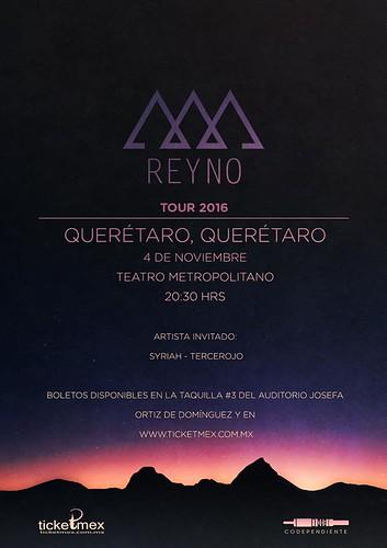 Reyno en Querétaro