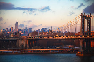 Manhattan Bridge | by Bradley N. Weber