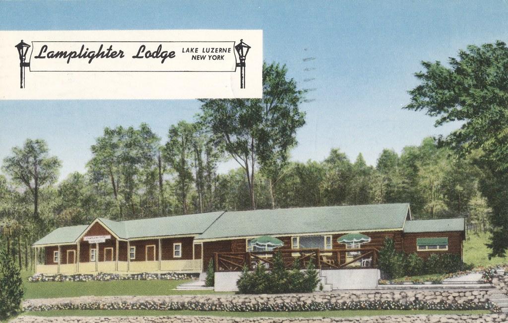 Lamplighter Lodge - Lake Luzerne, New York