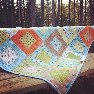 Fox Trails Quilt | by CoraQuilts~Carla