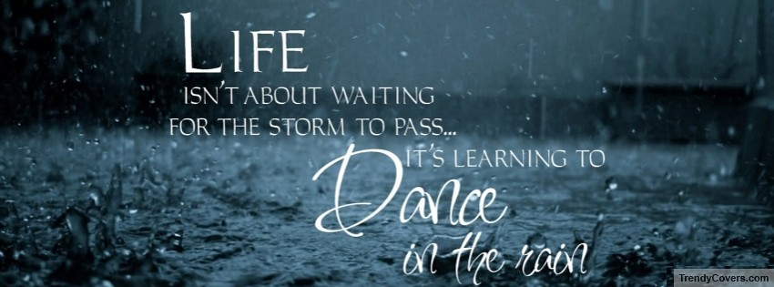 Facebook Timeline Cover With Inspiring Quotes On Life Flickr