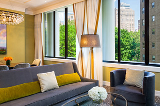 Suite living room | by The Rittenhouse