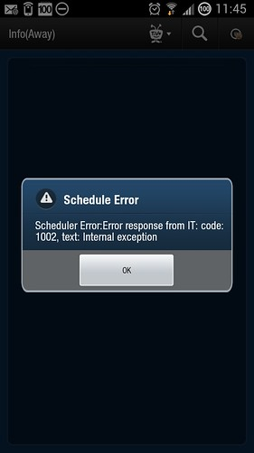 TiVo app error | by mjsztainbok