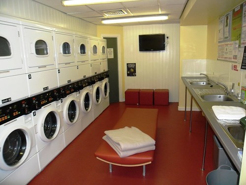 Circuit Laundry Services Including Laundry View