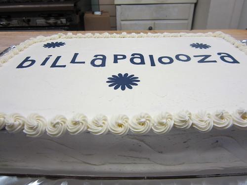 Honey Birthday Cake