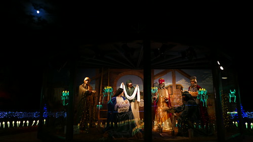 Oglebay Christmas Lights Nativity Scene | by marada