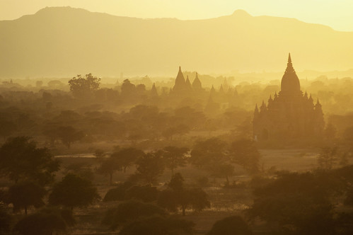 Mystical atmosphere - Bagan - Myanmar | by PascalBo