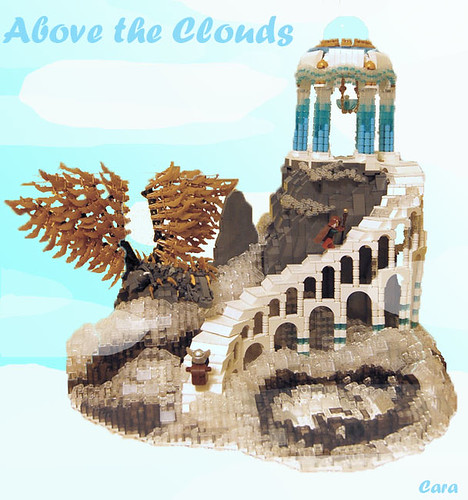 Above the Clouds | by Brick Art