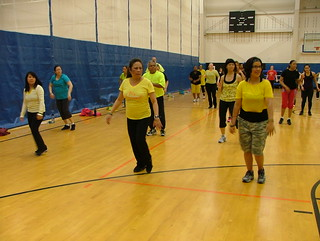 Strong B.A.N.D.S. ZUMBA | by JBLM MWR Marketing