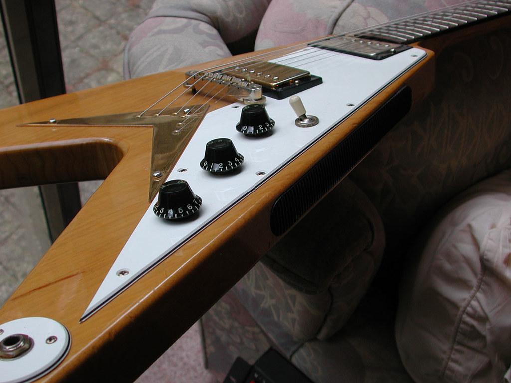 Gibson Flying V 1982 Heritage Guitar