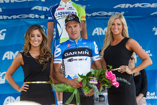 Heinrich Haussler - Tour of California, stage 1 | by Team Garmin-Sharp