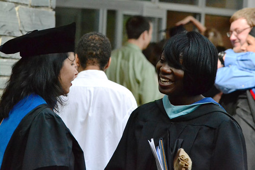 Graduate & Seminary Commencement - May 2012 | by Columbia International University