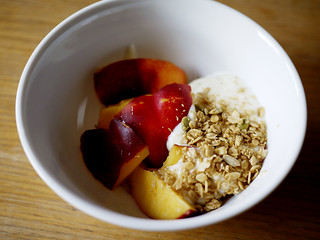 06-21 yogurt, fruit and granola | by Front Studio