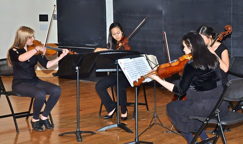 Bringing Meaning to String Quartets and Flute Excerpts | by CMU Osher Academy of Lifelong Learning