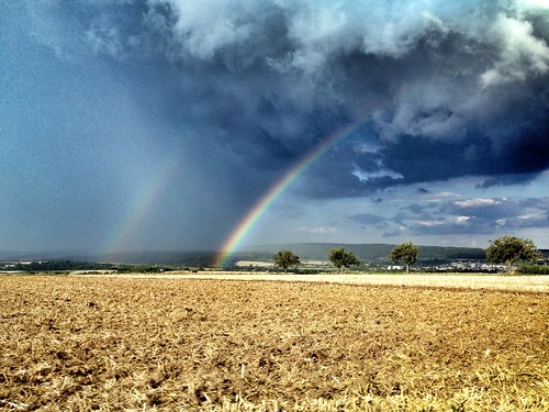 rainbow field (cc) | by marfis75