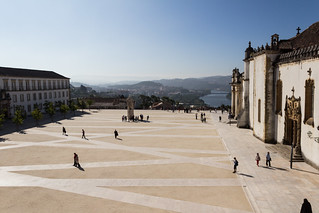Coimbra university view | by Falling Outside The Normal Moral Constraints