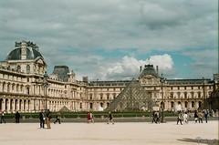 Musée du Louvre. Paris. France
