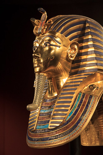 Natural History Museum San Diego King Tut