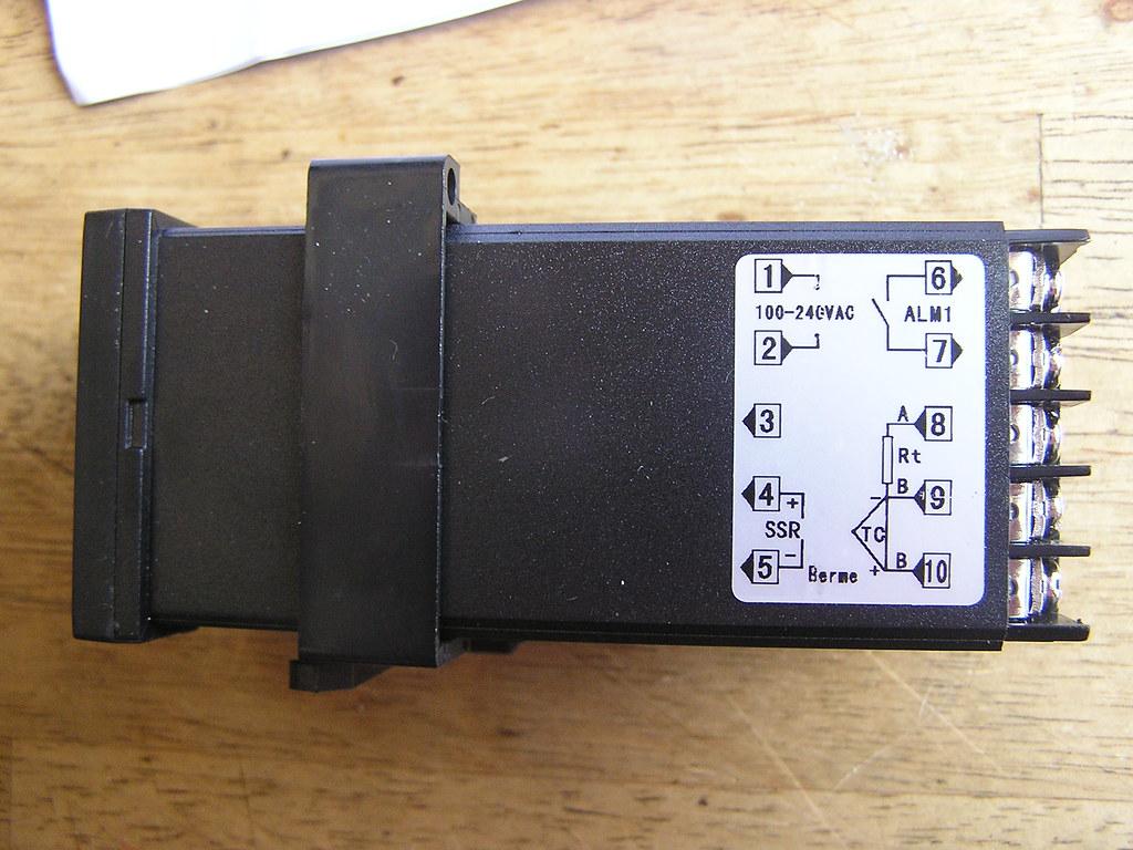 Rex C100 Pid Wiring Diagram Trusted Diagrams Berme C32