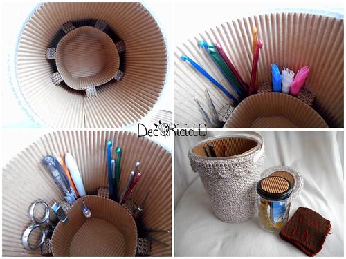 secchiello porta-crochet 5