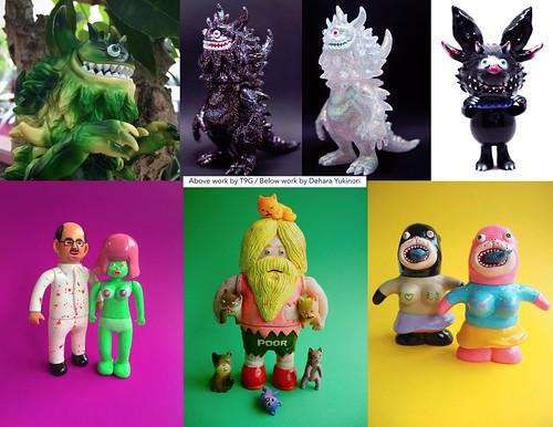 Paradise Toyland DesignerCon2016 1
