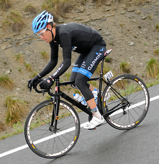 Tom Danielson - Vuelta a Pais Vasco, stage 2 | by Team Garmin-Sharp