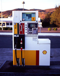 Petrol Pump. | by alicethewhale