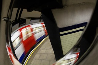 Reflected - Mornington Crescent Underground Station | by Sean Hartwell Photography