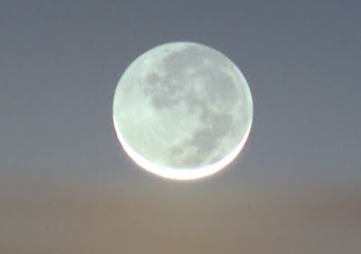 Old Moon In New Moons Arms >> L02a New Moon In The Old Moons Arms John Duchek Flickr