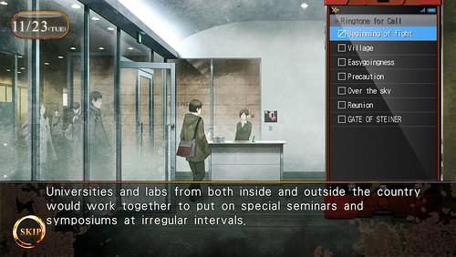 Japanese visual novel Steins;Gate 0 gets EU release date, new trailer
