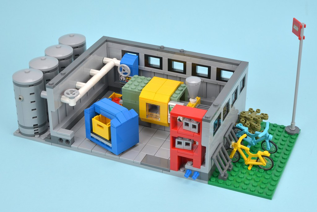LEGO Factory Playset   Help make this a reality on LEGO Idea…   Flickr