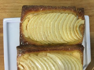 gluten-free apple tarts at Celiadictos Barcelona | by Kate Wirth
