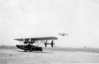 183. Sikorsky S-38, NC8021, Western Air Express, c1929 | by San Diego Air & Space Museum Archives