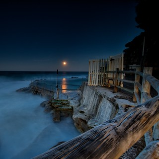 Bronte Full Moon | by Marshall Ward