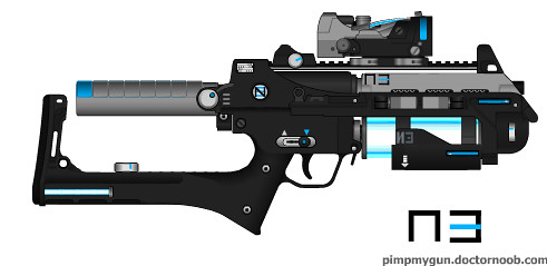 N3 Light Carbine | by Xan - Now on BF: Hardline =P
