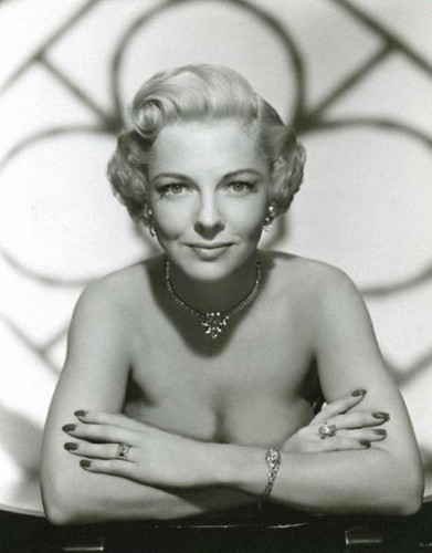 Vivian Blaine 1955   John Irving   Flickr