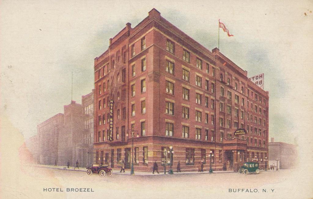 Hotel Broezel - Buffalo, New York